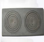 płyta dwuotworowa z fajerami 60cm*30cm