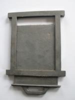 szyber żeliwny kuchenny średni 18cm*24cm