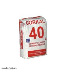 cement ogniotrwały Górkal 40